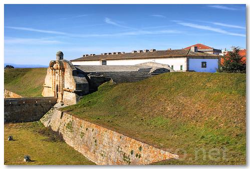 Fortaleza de Almeida by VRfoto