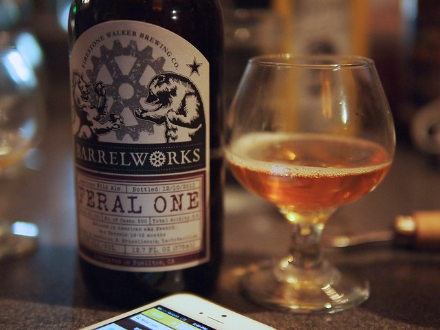 Firestone Walker Feral One