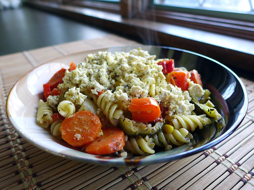 2014-03-21 - Fusilli & Lemon Roasted Veggies - 0002 [flickr]