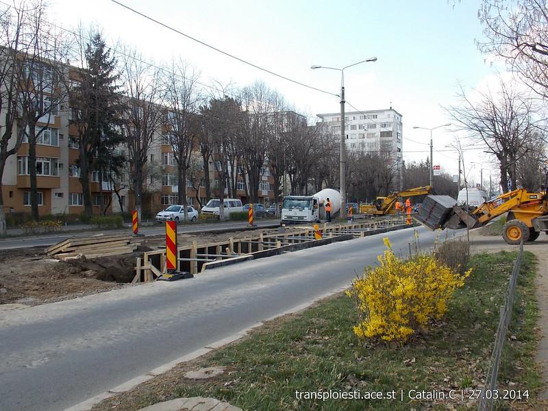 Traseul 102, etapa I: Bucla Nord ( Sp. Județean ) - Intersecție Republicii - Pagina 2 13506385405_7fc909c206_c