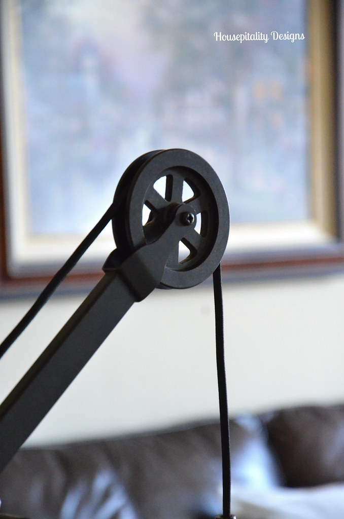 Warren Pulley Task Lamp