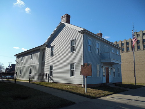 President William McKinely Birthplace