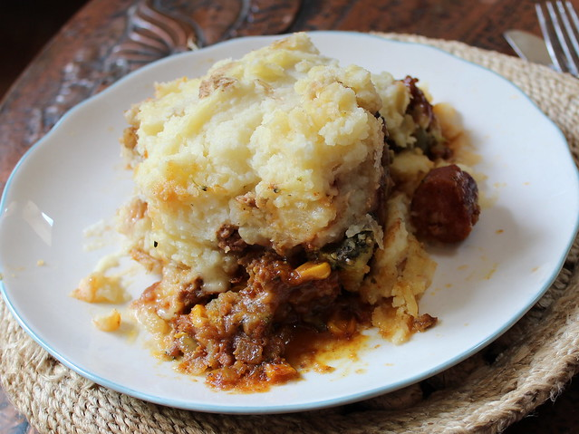 Old-Fashioned Meatloaf Pie