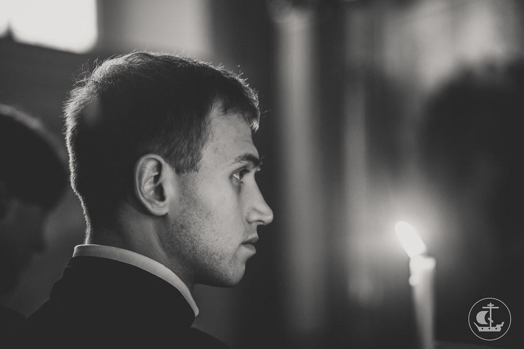 27 февраля 2017, Понедельник Первой седмицы Великого поста / 27 February 2017, Monday of the 1st Week of Great Lent