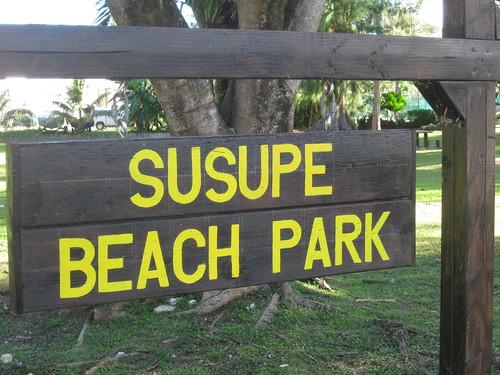 saipan mariana islands susupe beach worldwarii kummerle