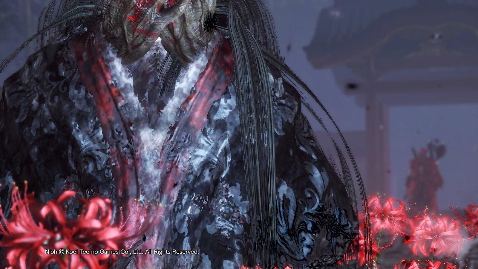 [Nioh] Mission : Memories of Death-Lillies