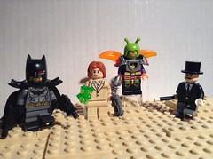 Lego DC figures #13