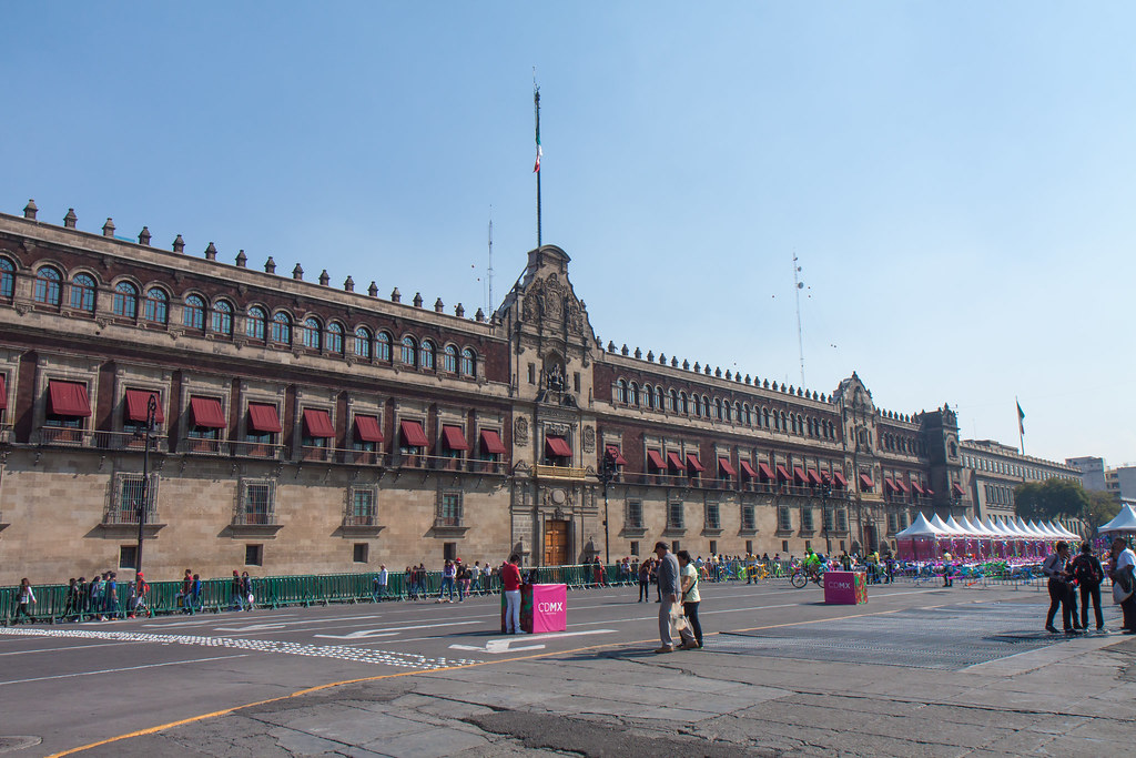 Mexico. Mexico City