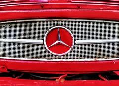 Mercedes truck