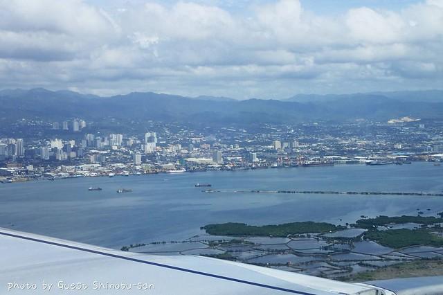 羽田組はマニラ経由でようやくセブ空港へ♪マクタン島からリロアンに向かいます♪