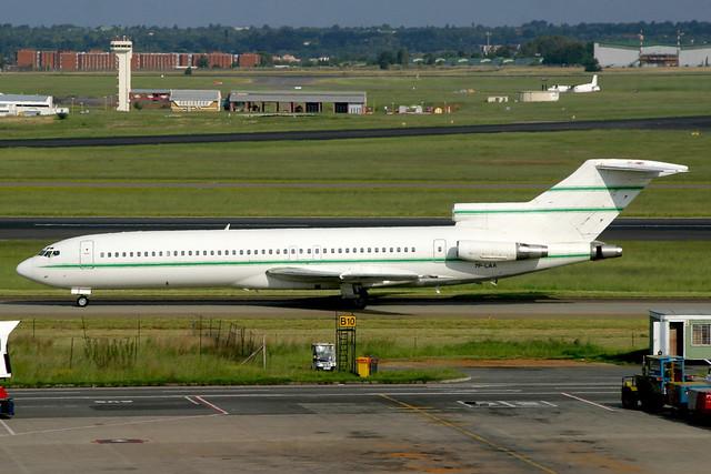7P-LAA Boeing 727-251 Grecoair, Canon EOS D60