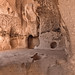 Interior of Puebloan Ruins 1150 CE to 1550 CE, Bandelier National Monument, New Mexico
