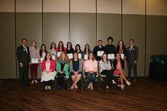 2017 Student Employee Awards