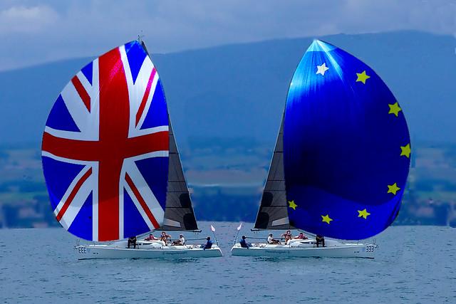 Brexit sailing apart - bon voyage