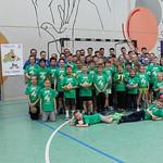2017-04-10 Handballcamp - Montag