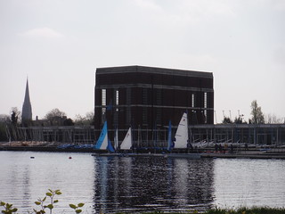 West Reservoir Centre, Stoke Newington