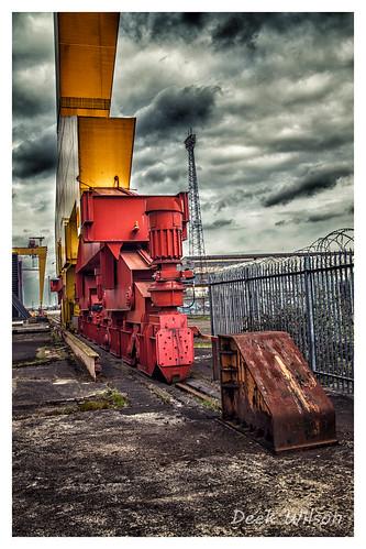 harlandandwolff hw shipbuilding gantrycrane krupp belfastskyline belfastgiants belfastlandscape northernireland canon7dmkii queens island