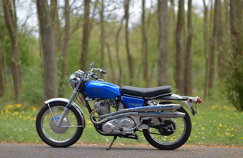 Norton Commando 750S 1969 750cc OHV
