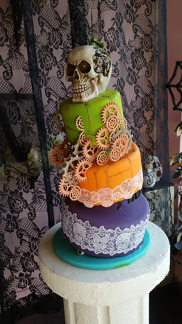 Cake by The Cake Artist