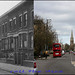 Kilburn Park Road`1908-2017 by roll the dice