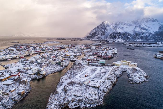 號稱世界最美的漁村