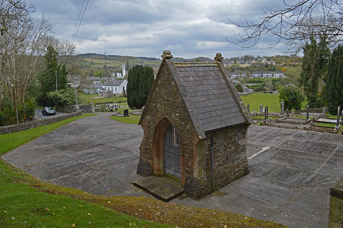 St Columba's Church, Milford, County Donegal (1860)