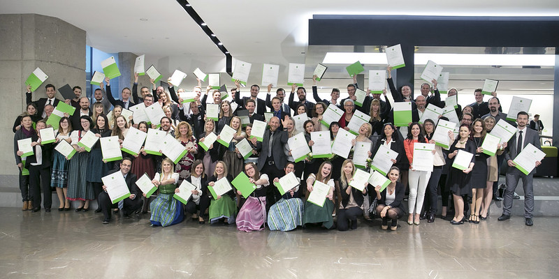 WIFI Diplomverleihung 27.04.17