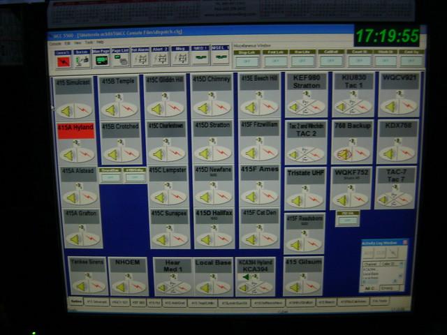Radio Console Screen 051812