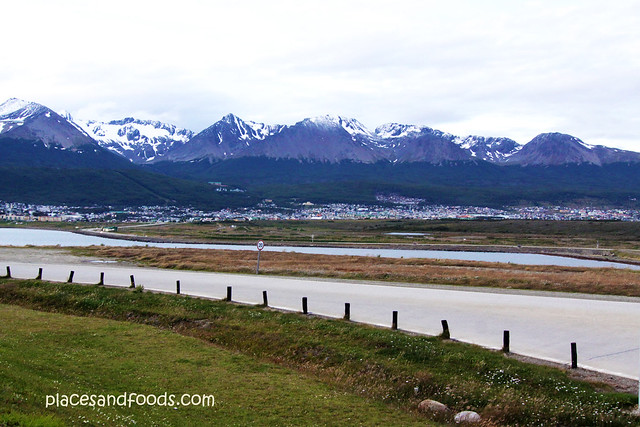 Ushuaia – Malvinas Argentinas International Airport view