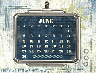 June iWhatever calendar