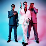 Depeche Mode immagine base locandina The Delta Machine Tour