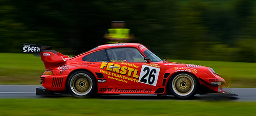 Mountain Race - Porsche
