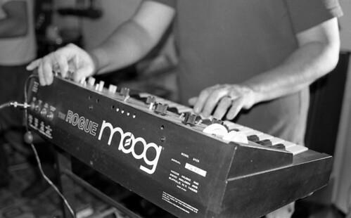 Mark's Rogue Moog