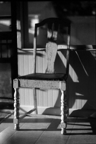 Chair on Porch #1