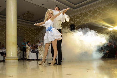 """Concurs """"Primul dans al mirilor"""" !!! > Vadim si Natalia"""