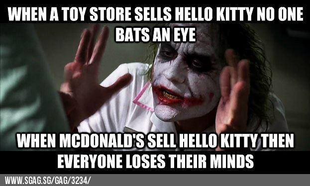 Quick Take on the Hello Kitty Madness in Singapore - Alvinology
