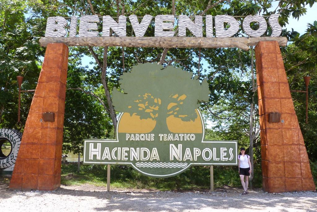 Hacienda Napoles parque temático