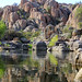 Reflections at Watson Lake Park; Prescott, Arizona