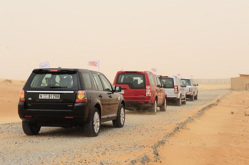 Al Tayer Motors Dubai   Desert Ride and Drive event