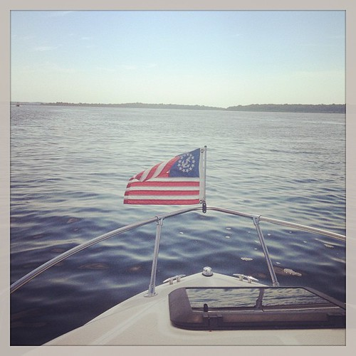 Simply glorious day on the bay. #boatlife