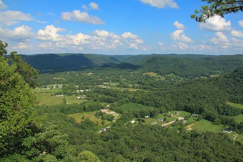 view bereakentucky eastpinnacles