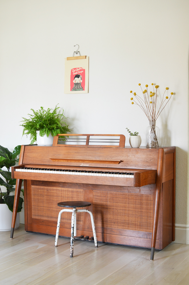 my piano buying experience