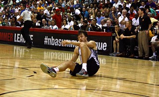 Jan Vesely - NBA Summer League
