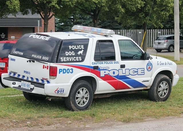 Toronto Police K9