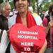 Lewisham Hospital: Here to stay!
