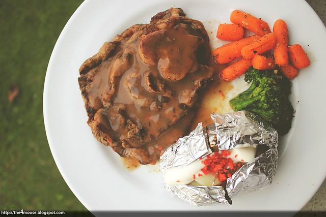 Changi Bistro - New Zealand Lamb