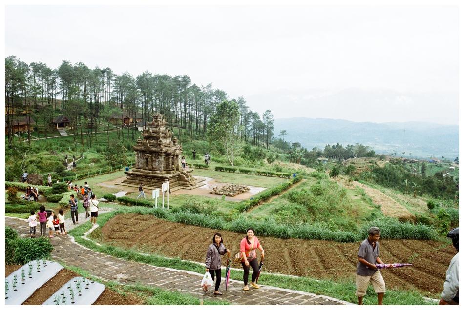 Gedong Songo Temple & Semarang Indonesia