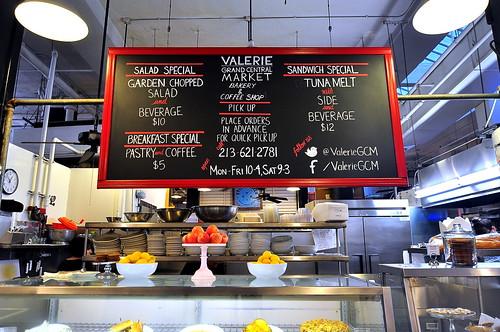 Valerie at Grand Central Market - Los Angeles