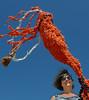 Crocheted Squid