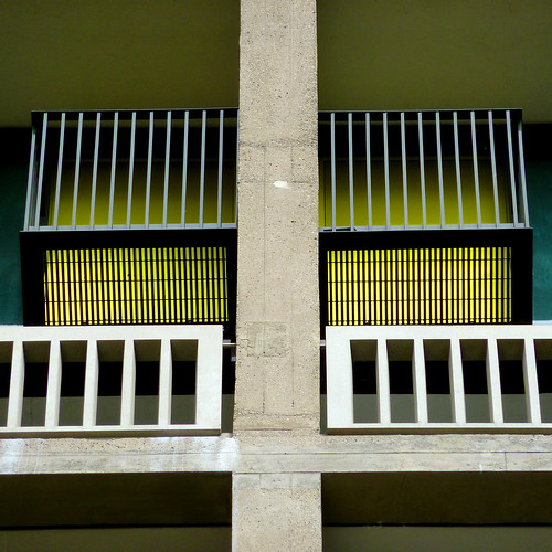 balconies by pho-Tony